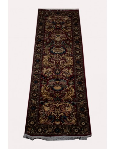 Hand knotted Persian Sistani Tabriz...