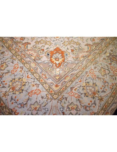 Hand knotted Persian Tabriz Sistani...